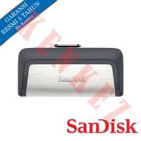 Sandisk Ultra Dual Drive USB Type-C 64GB - Silver