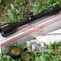 Riflescope / Telescope / Scope TASCO US SNIPER 6X44 TACTICAL ORI JAPAN