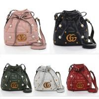 Gucci Serut 663    Tas Wanita Cantik Tas Import Murah