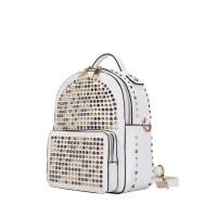 Ransel Tas Fashion Rice Stud Elegan Luxury Wanita Backpack Cantik