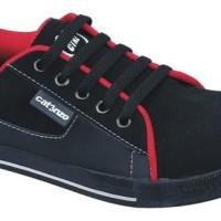 CSJ 009 Sepatu casual sneakers footwear sekolah anak laki kekinian czr