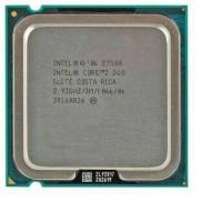 Processor Intel Core 2 Duo E7500 Tray Tanpa Fan LGA 775