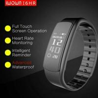 Jual Iwown i6 HR Smartband heart rate Original 100% New (Miband 2 killer) Murah