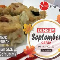 Jual Dimsum Premium Quality By Yummy Dimsum Murah
