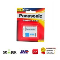 Panasonic Battery Lithium 2CR5