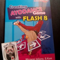 Creating Ayo Dance Game With Flash 8 - Free DVD Ayodance Game
