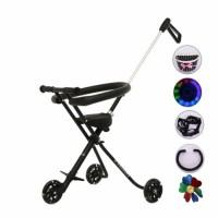 Stroller Anak Micro Trike 2016 Super Ringan Portable
