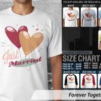 Forever Together 25 - BAJU KAOS DISTRO PRIA WANITA ANAK OCEAN SEVEN