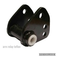 arm relay teflon peninggi shock motor yamaha scorpio