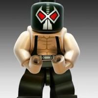LEGO Minifigure Bane