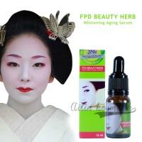 Vege Serum Herbal BPOM NA 18151900008 Fpd beauty herb original new