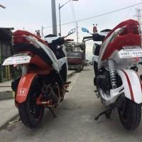 Hugger/Mudguard Honda Vario 125/150 LED