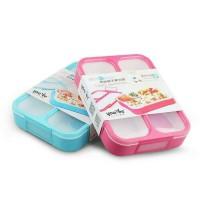 Jual 579 new lunch box kotak makan yooyee 3 sekat kotak bekal Anti Bocor Murah