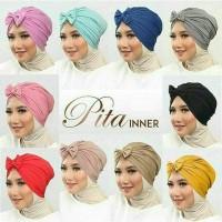 Jual innert pita / turban pita instant hijab jilbab kerudung khimar Murah