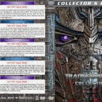 transformers dvd box set movie collection film koleksi