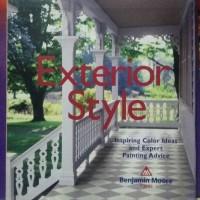 Jual Buku Arsitek Exterior Style Murah
