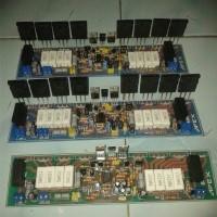 Kit Power Amplifier APEX B500 Lengkap Heatsink