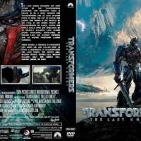 transformers the last knight dvd movie collection film koleksi