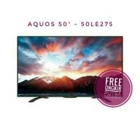 """TV LED 50"""" SHARP AQUOS LC-50LE275 Full Hd 50le275"""