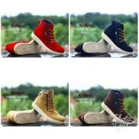 sepatu boots wanita kickers/fashion wanita/sepatu hiking women