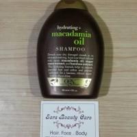 Shampo Organix / Shampo OGX Macadamia Oil 385ml