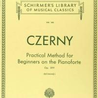 Buku Piano CZERNY OP.599