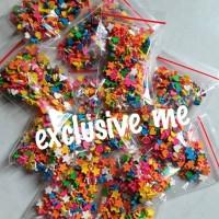 Sprinkle / Spikle / Gula hias taburan kue bisa di makan 10gram
