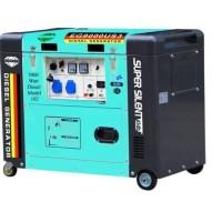 Genset 7000 watt super silent diesel