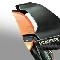 Spoiler Gt Wing Voltex Untuk Mobil Hatchback