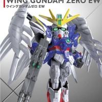 Bandai SD Ex standart Gundam Wing Zero Custom