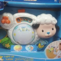 VTECH LULLABY LIGHT UP LAMB