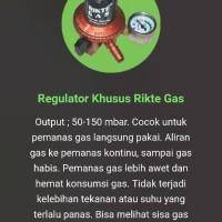 Regulator Pemanas Gas Brooder