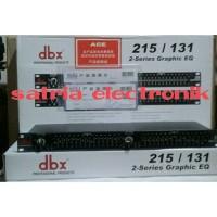 EQUALIZER DBX 215 / 131
