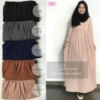 Kia Dress - Mlb / Fashion Wanita dress