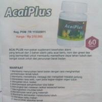 acaiplus nasa pelangsing tubuh
