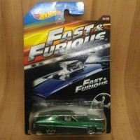 Hot Wheels 72 Ford Grand Torino Sport Fast And Furious