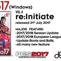 ModEvo17(Windows) v4. Patch PES 2017