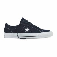 CONVERSE ONE STAR OX PRO SUEDE NAVY