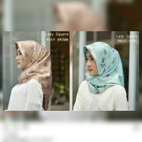 LADY SQUARE BY BREENLABEL HIJAB