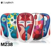 Jual Mouse Wireless Logitech M238 Murah