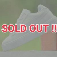 Sepatu Wanita Puma Rihana Grade Ori Full White Putih / casual sneakers