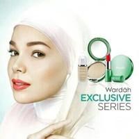 Paket Kosmetik Wardah Exclusive Series Murah dan Halal