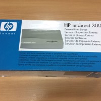 HP Jetdirect 300x Print Server for Fast Ethernet J3263G