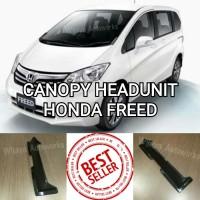 Canopy Headunit Honda Freed/ sun protector/ Aksesoris Honda Freed