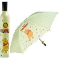 Jual Payung Botol Karakter Doraemon Hello Kitty Mickey Pooh Umbrella Bottle Murah