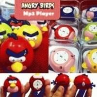 Jual MP 3 Angry Birds Headset Karakter Radio FM Lucu Imut Reseller Dropship Murah