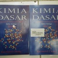 Paket Kimia Dasar Jilid 1-2 Raymond Chang