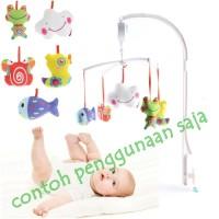 Jual mainan putar kerincingan besar box bayi harmonious music rattle play Murah