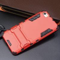 Jual Case Iron Man Xiaomi Mi 5/Stand Robot/Transformer Hard Cover Casing   Murah