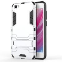 Jual Case Iron Man Vivo Y55 Stand Robot/Transformer Hard Cover Casing   Murah